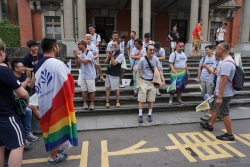 GAPA Men's Chorus at Taipei Pride